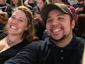 Rachel & I